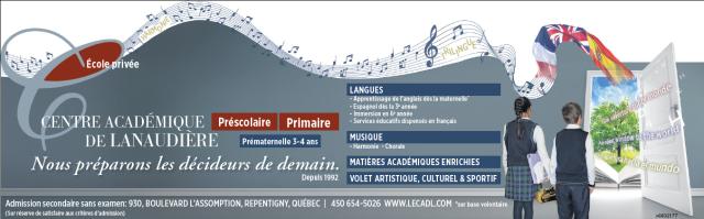 Centre académique Lanaudière